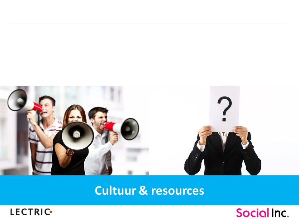 Cultuur & resources