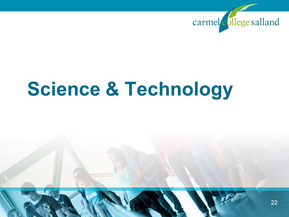 Science & Technology 22