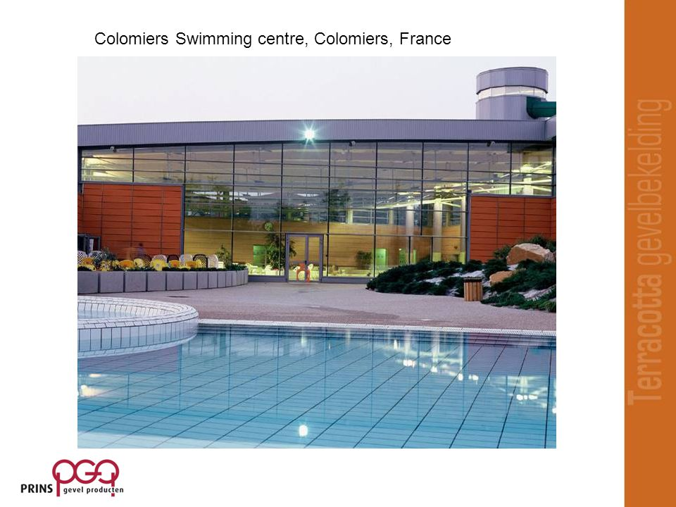 Colomiers Swimming centre, Colomiers, France