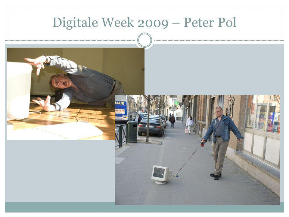 Digitale Week 2009 – Peter Pol