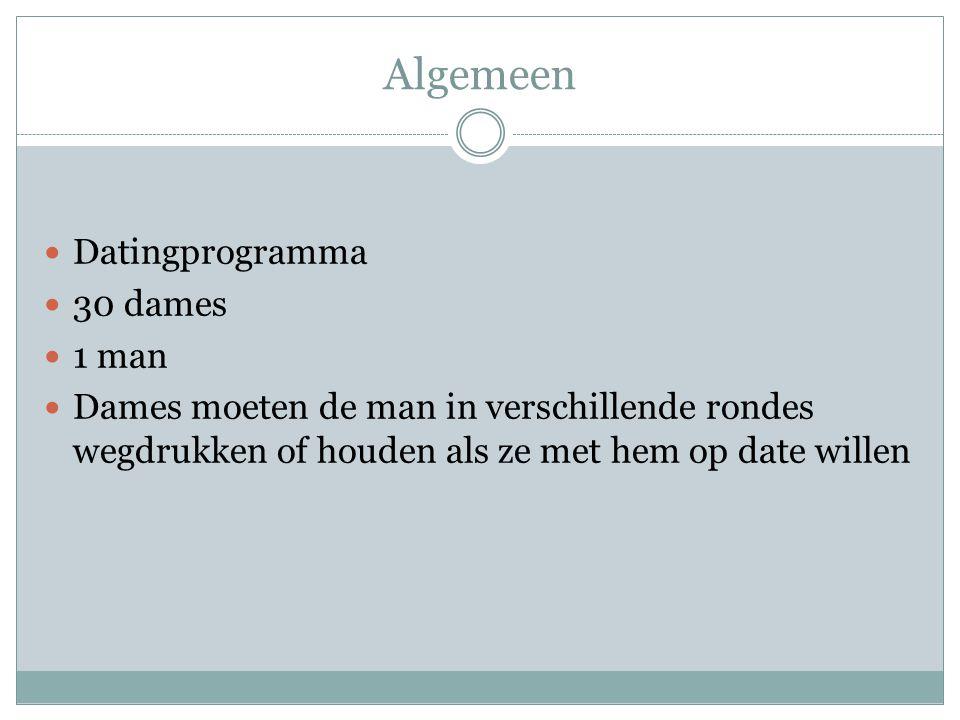Belgisch dating programma
